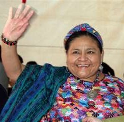 the rigoberta menchu controversy For rigoberta menchu, the painful road to world prominence began in this impoverished and isolated tangle of mountains, cloud forest and peasant hamlets as winner of the 1992 nobel peace prize, she has become an internationally acclaimed spokeswoman for -- and symbol of -- the rights.