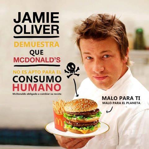 Mcdonalds Jamie Oliver