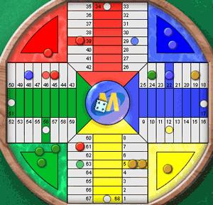 el juego de parchs