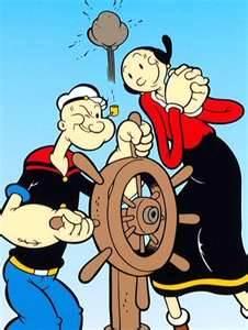 Popeye el marino thimble theater se convirti en una de las tiras cmicas ms populares de king features durante los aos 30 y continu siendo publicada durante dcadas thecheapjerseys Choice Image