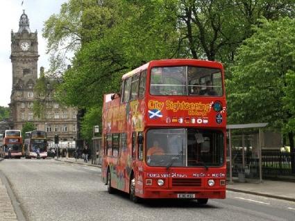 Escocia for Oficina de turismo de escocia