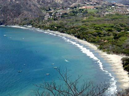 Costa Rica, el Irazú. En el Parque Nacional Guayabo se encuentran