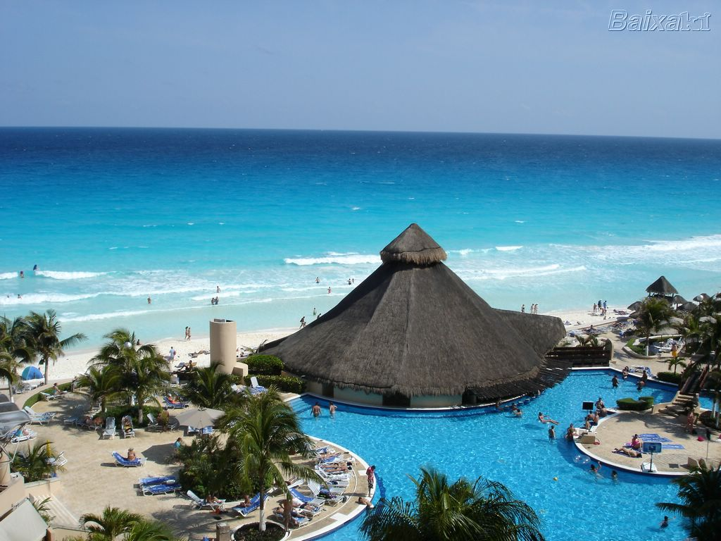 Vacacionar en Cancun Mexico