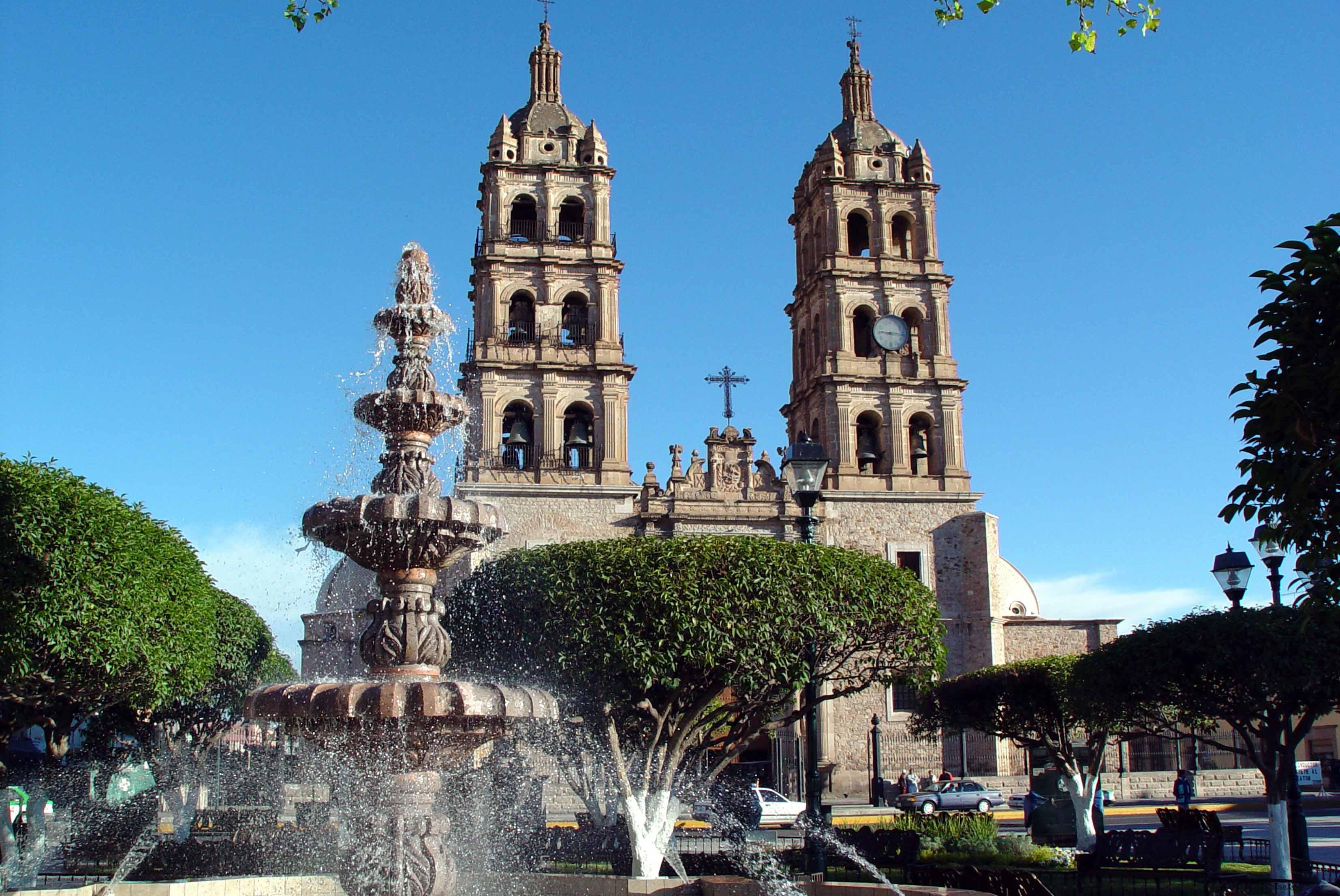 Ciudad De Durango Mexico