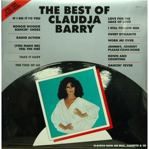 Claudja Barry Boogie Woogie Dancin Shoes Love Of The Hurtin Kind